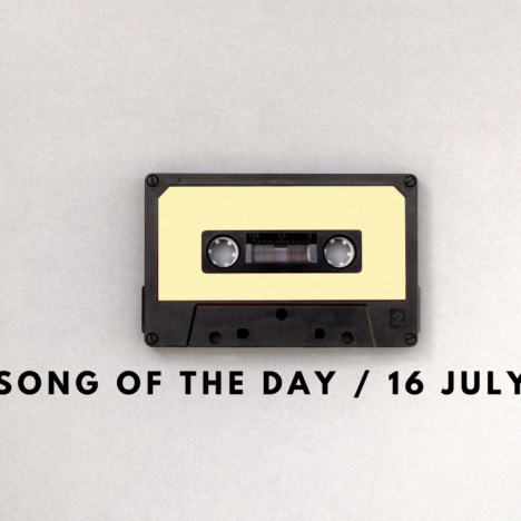 NEW ADDITION: Song of the Day!